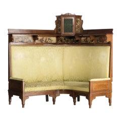 """""""Canape"""" Art Nouveau, 19th Century"""