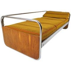 Canapé Chrome, Années, 1950