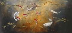 Ascension, Original Painting