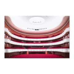 Deutsche Oper, C-Print, Contemporary Art, Color Photography, 21st Century