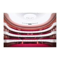 Deutsche Oper, C-Print, Contemporary Art, Color Photography, 21st Century