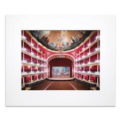 Teatro Degollado Guadalajara III, Contemporary Art, Color Photography