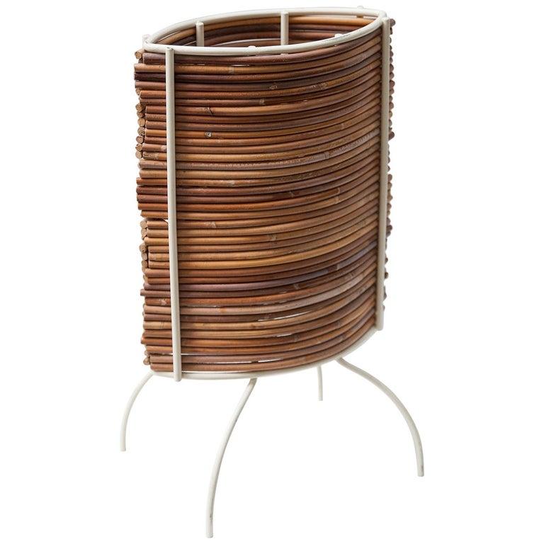 "Candle ""Bambu"" Table Lamp, Campana Brothers by Fontana Arte, 2000 For Sale"