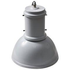 Candle Fontana Arte Lampara, Suspension Lamp Designed 1965 Italian Lighting