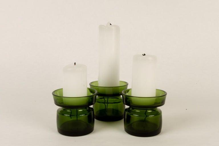 Candleholders by Jens H. Quistgaard for Dansk Designs 1960s Set of 7 For Sale 6
