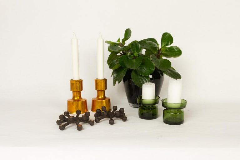 Candleholders by Jens H. Quistgaard for Dansk Designs 1960s Set of 8 For Sale 10