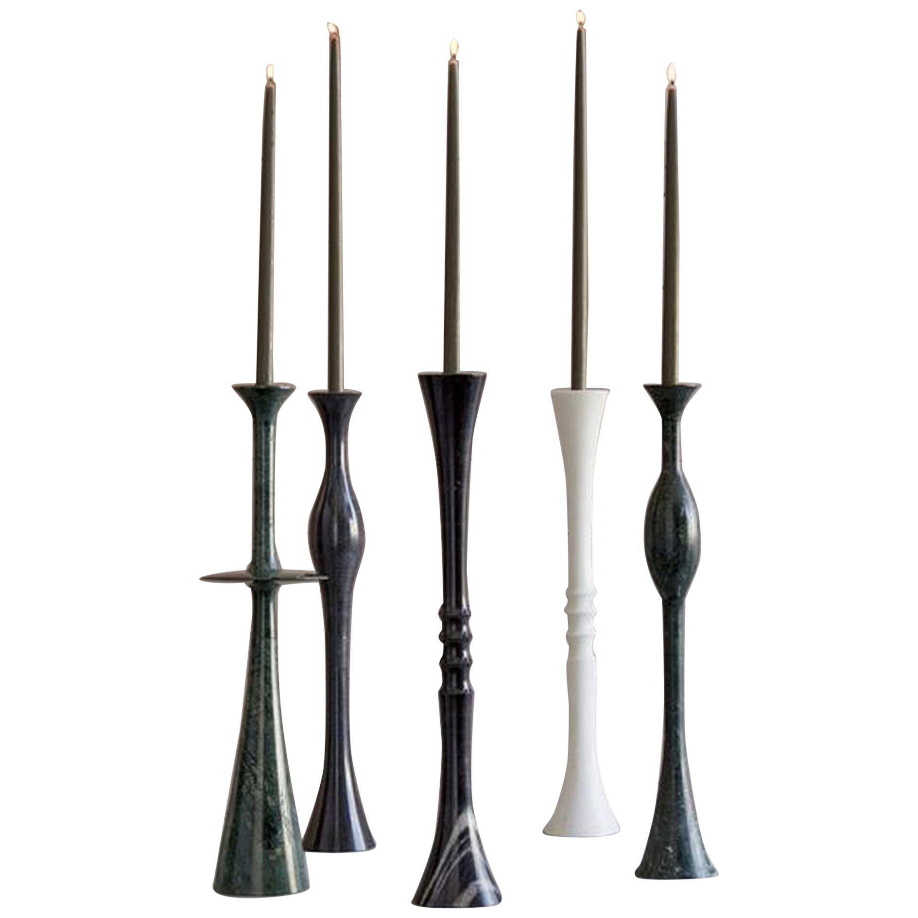 New And Custom Candle Stands