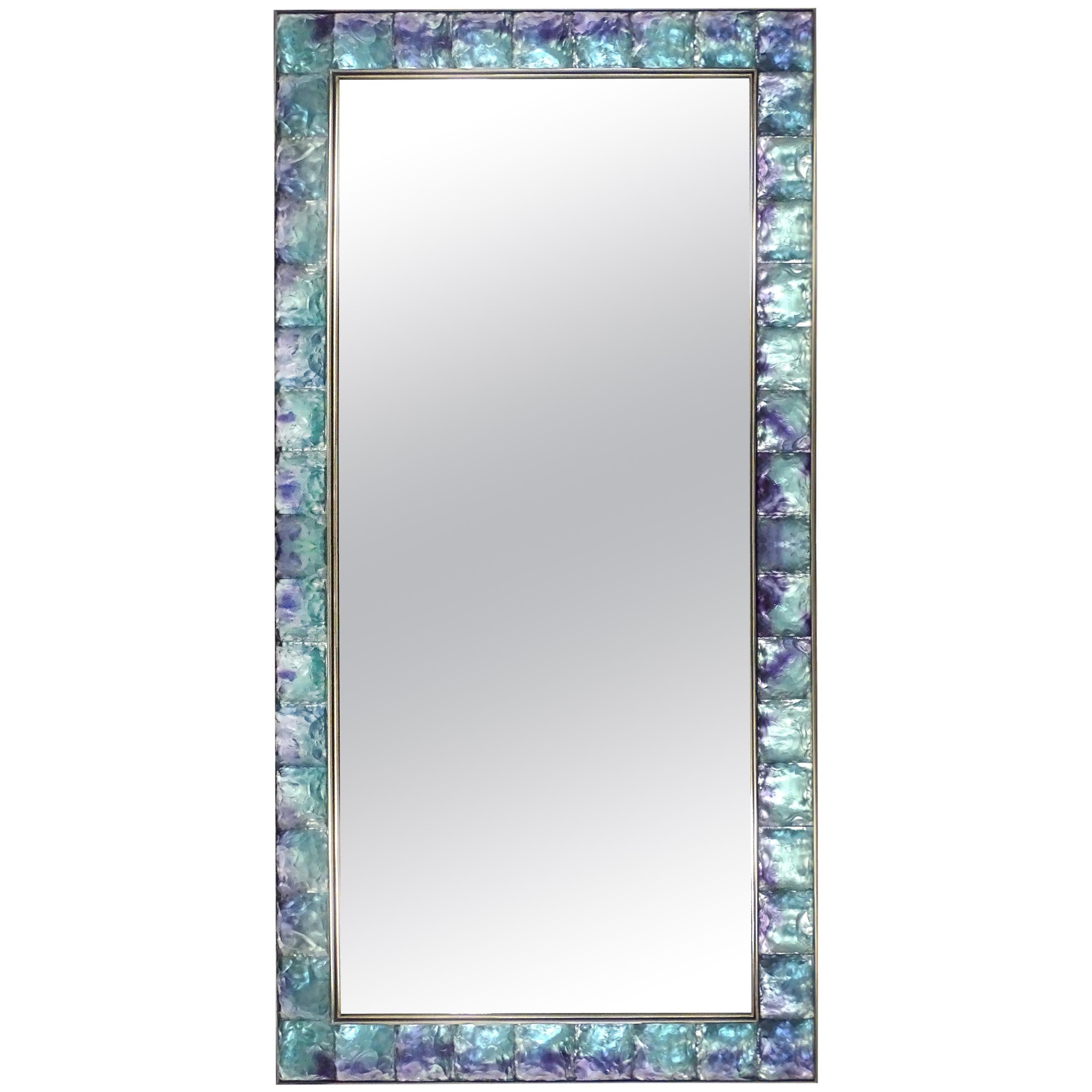 Candy Floor Mirror by Ghirò Studio for Fabio Ltd