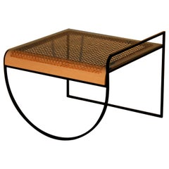 Cane SW Side Table by Soft-Geometry
