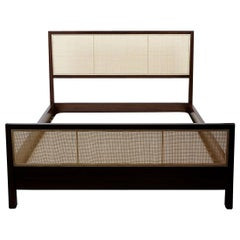 Caned Bed, Queen by Lawson-Fenning