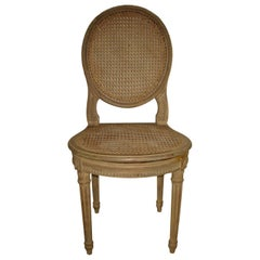 Caned Side Chair in the Louis XVI Style
