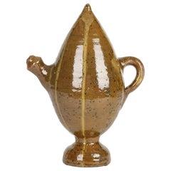 Cannakale Turkish Stylish Unusual Pottery Cadogan Jug
