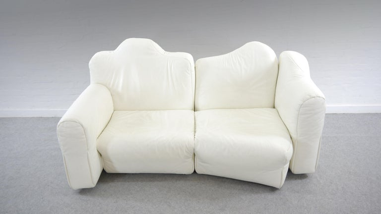 Cannaregio Modular Sofa By Gaetano Pesce For Cassina Italy In