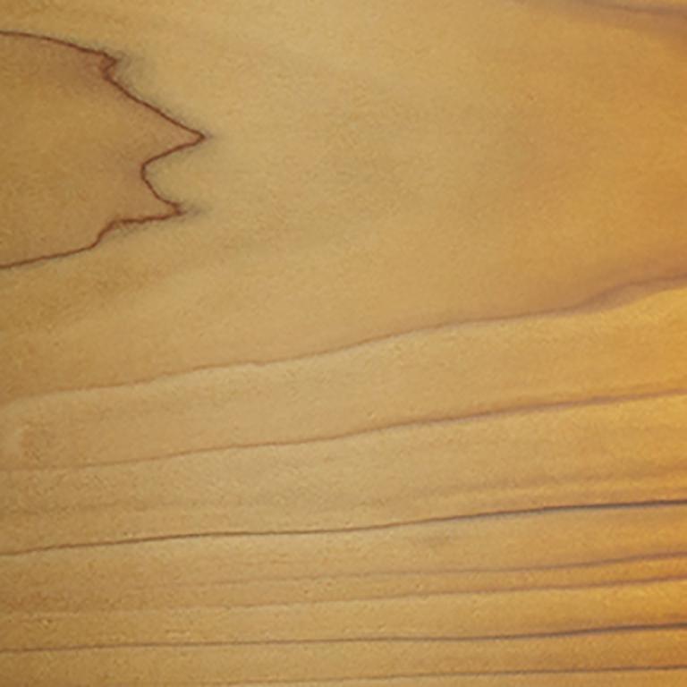 American CANNEA Poplar Wood Drum Chandelier Pendant  For Sale