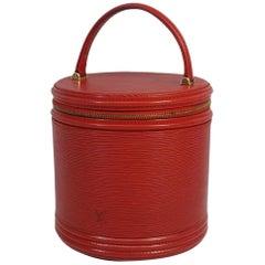 Cannes  Womens  handbag M48037  castilian red