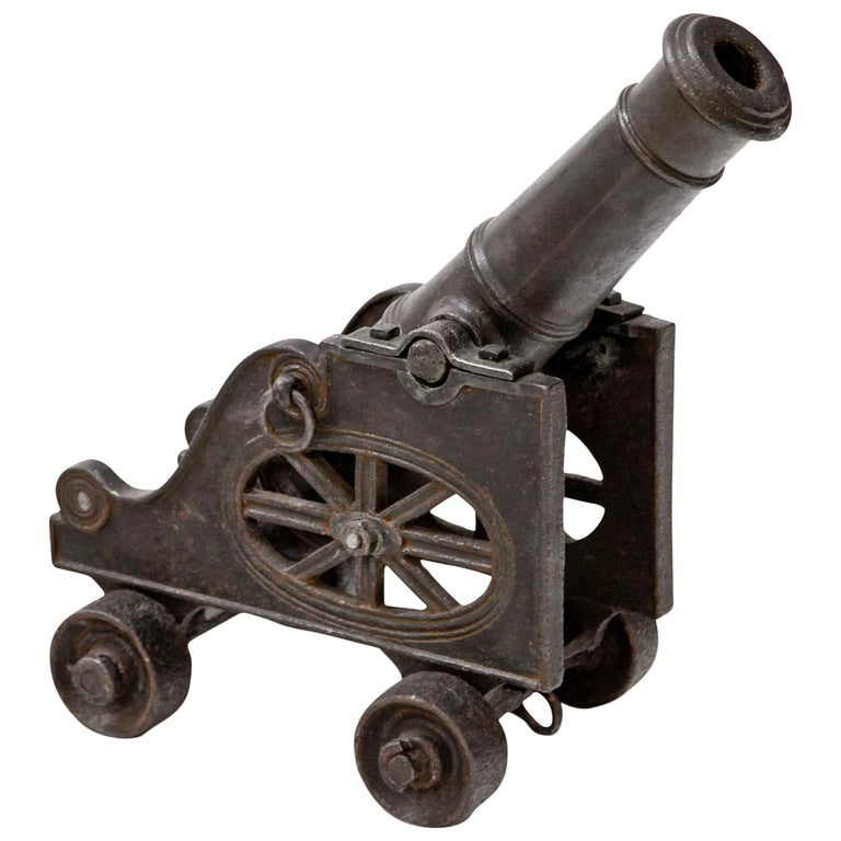 Cannon, Probably 18th Century For Sale