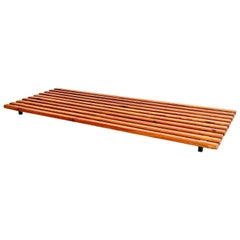 Cansado Slat Bench Daybed by Charlotte Perriand Edited by Steph Simon