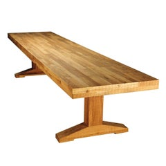Canteen Table in Oak by Piet Hein Eek