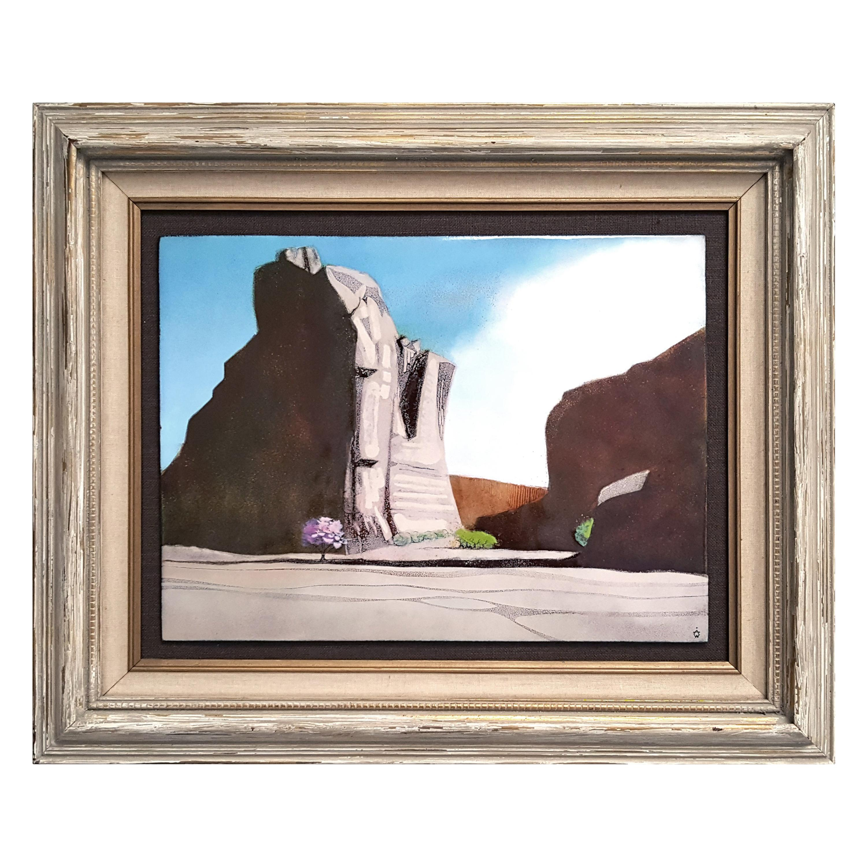 'Canyon De Chelly' by Irwin Whitaker