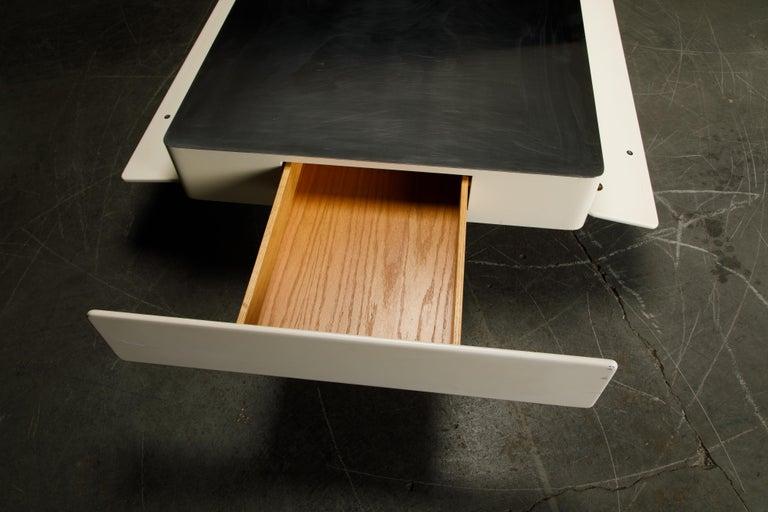 'Caori' Attributed Coffee Table by Vico Magistretti for Gavina  5