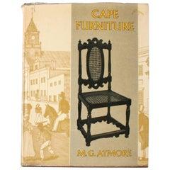 """Cape Furniture"" Book by M. G. Atmore"