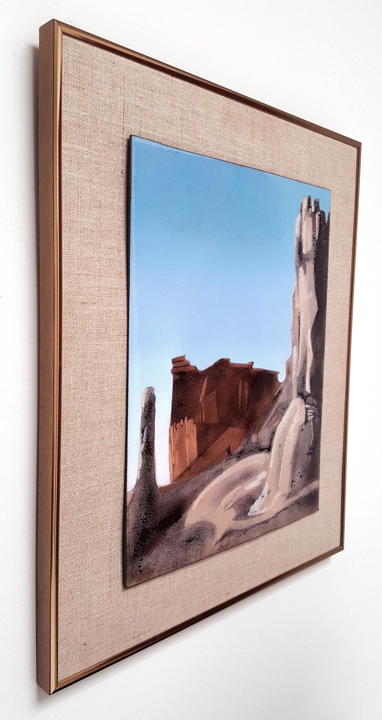 Mid-Century Modern 'Capitol Reef' by Irwin Whitaker For Sale