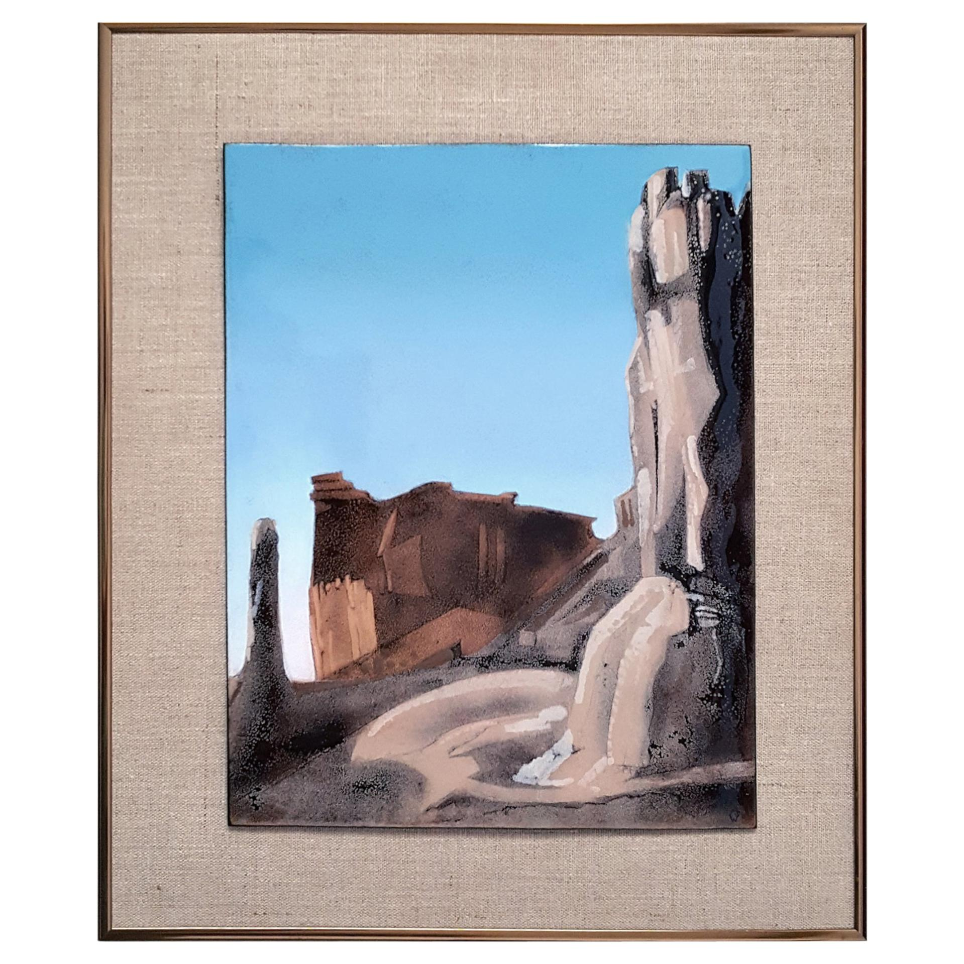 'Capitol Reef' by Irwin Whitaker