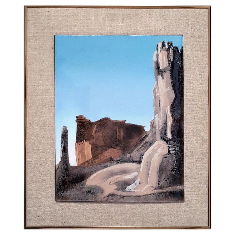 'Capitol Reef' by Irwin Whitaker For Sale
