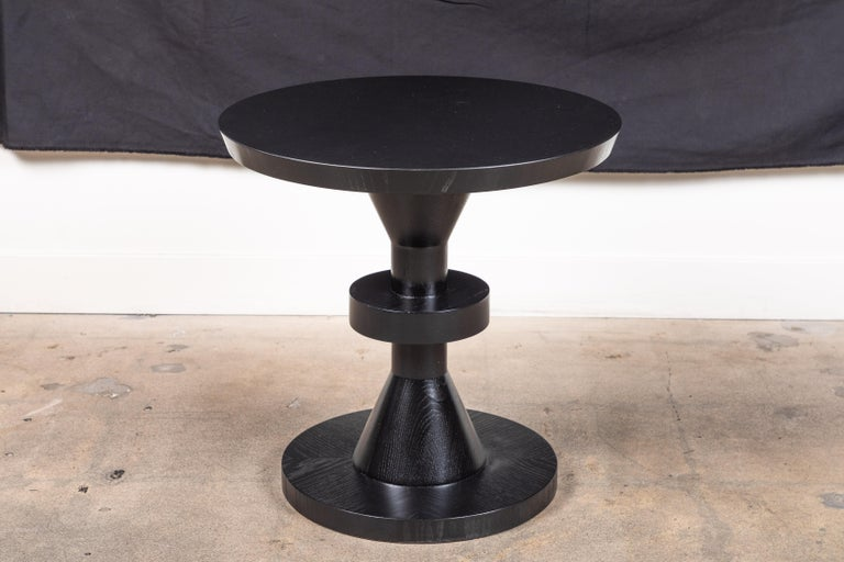 Contemporary Capitola Table by Lawson-Fenning For Sale