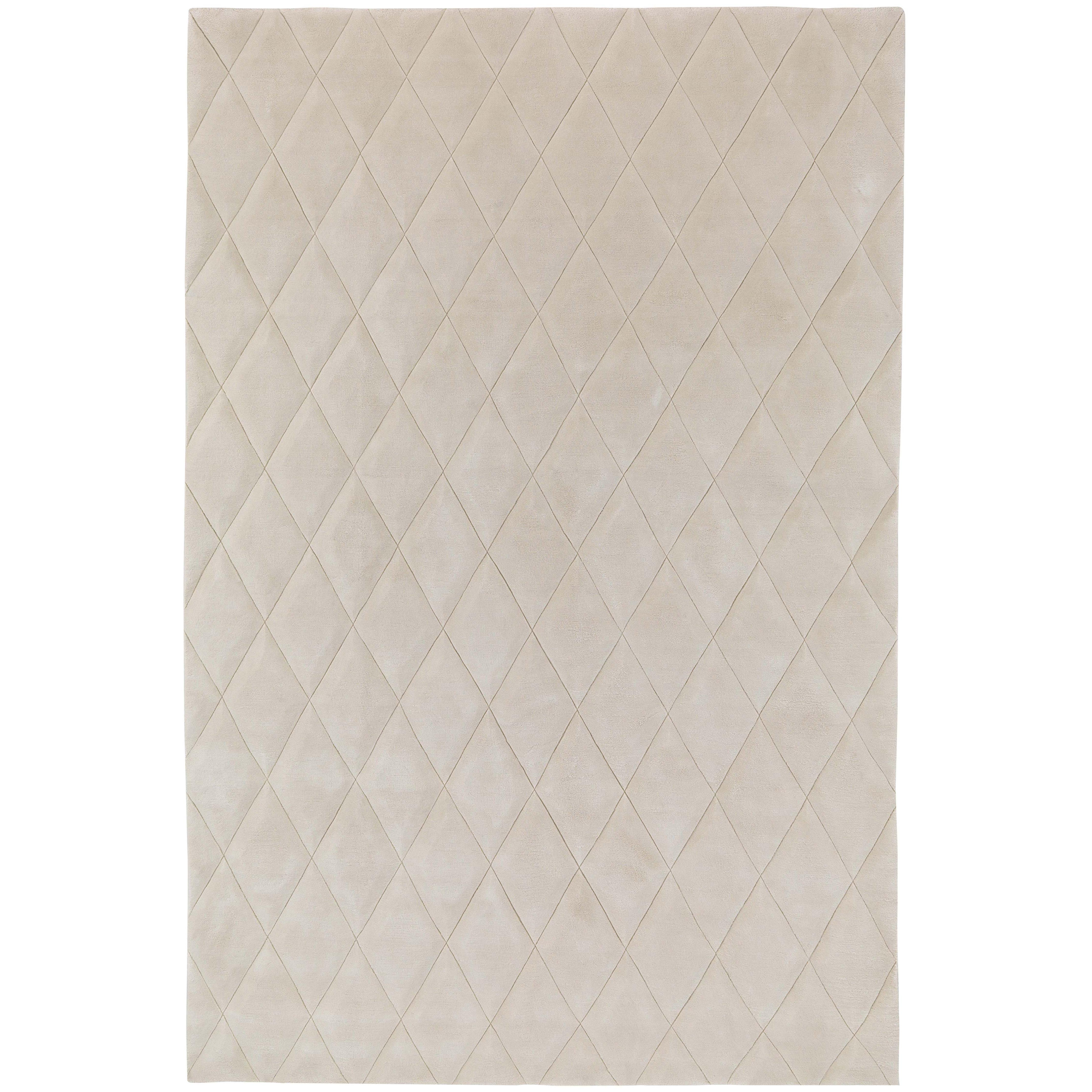 Capitone Hand-Knotted 10x8 Rug in Wool by Jaime Hayon
