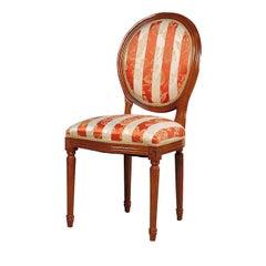 Capotavola Striped Chair