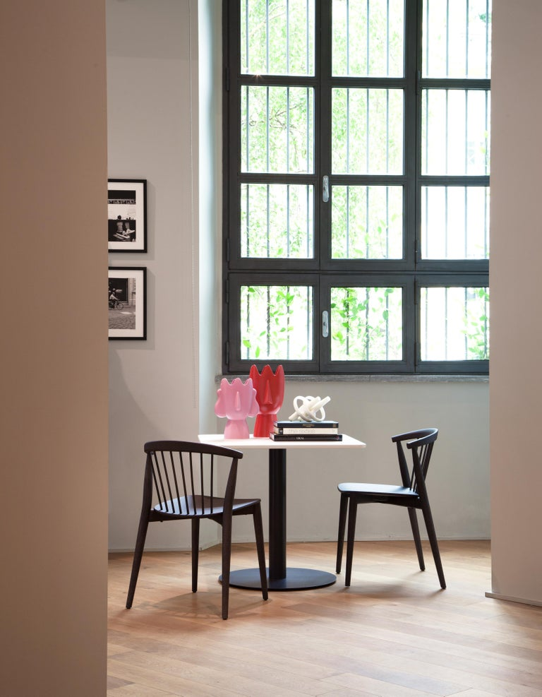 Modern Daniel Eltner & Alessandro Mendini Diavoletti Family Vase in Pink for Cappellini For Sale