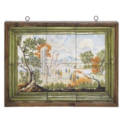 Capriccio Ceramic Tableau by Manetti e Masini