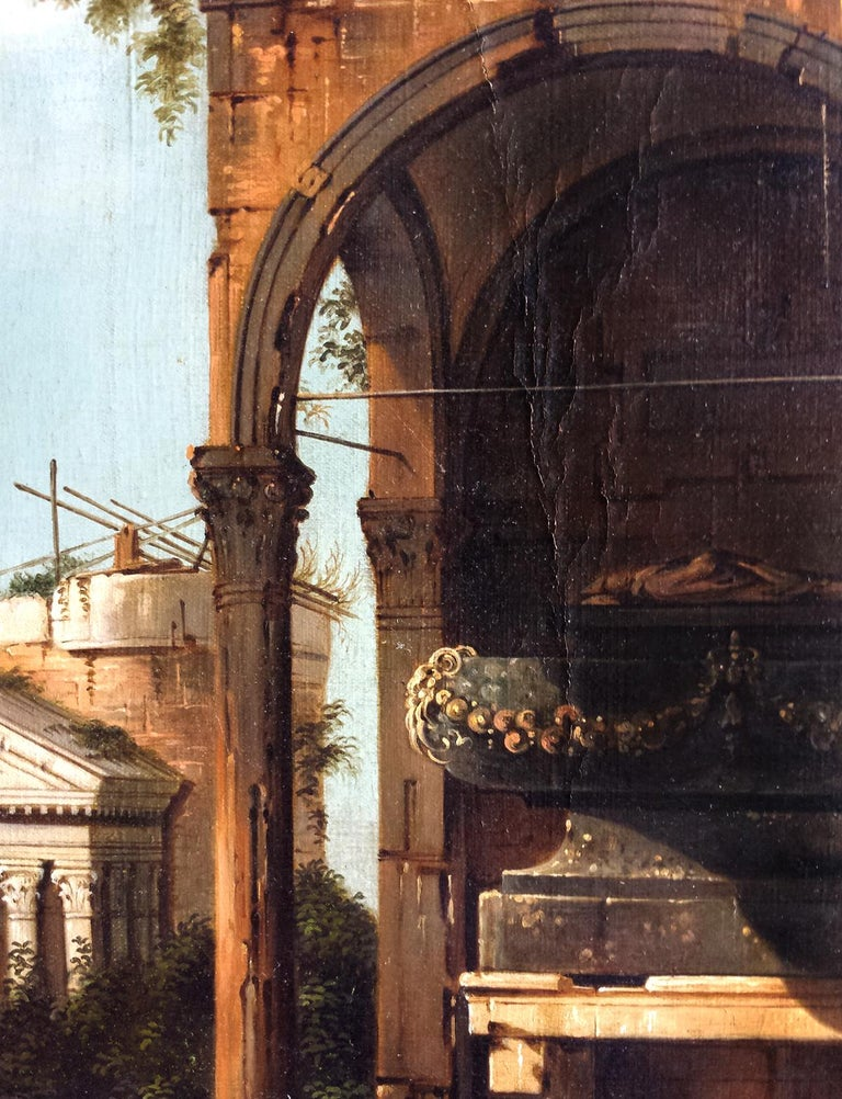Brushed Capriccio with Ruins For Sale