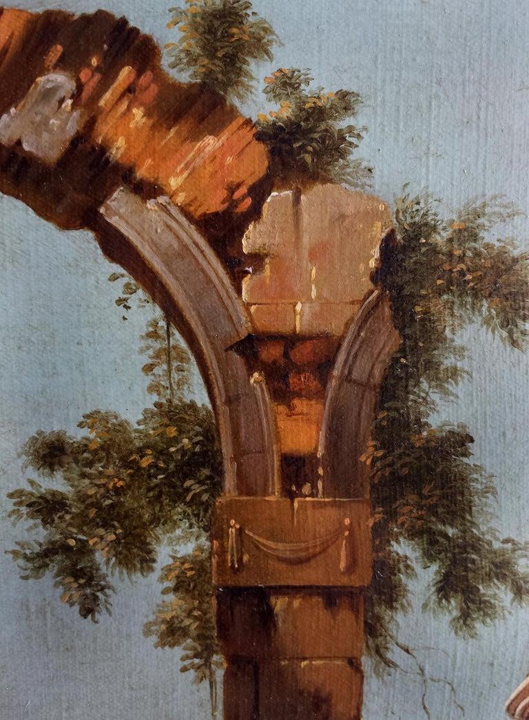 Capriccio with Ruins In New Condition For Sale In London, GB