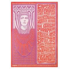 Captain Beefheart and His Magic Band 1966 US Window Card Poster
