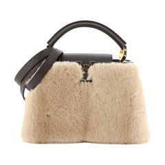 Capucines Handbag Fur BB