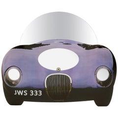 Car Mirror by Gijs Bakker for Droog, 2006, Signed and Numbered 10/10, Excellent