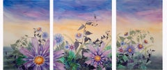 Aster Triptych