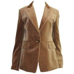 Stunning Yves Saint Laurent Fine Needlecord Blazer Jacket