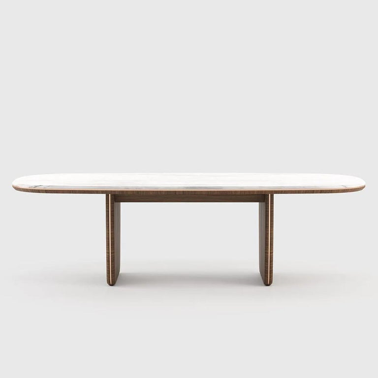 Spanish Carara Dining Table For Sale