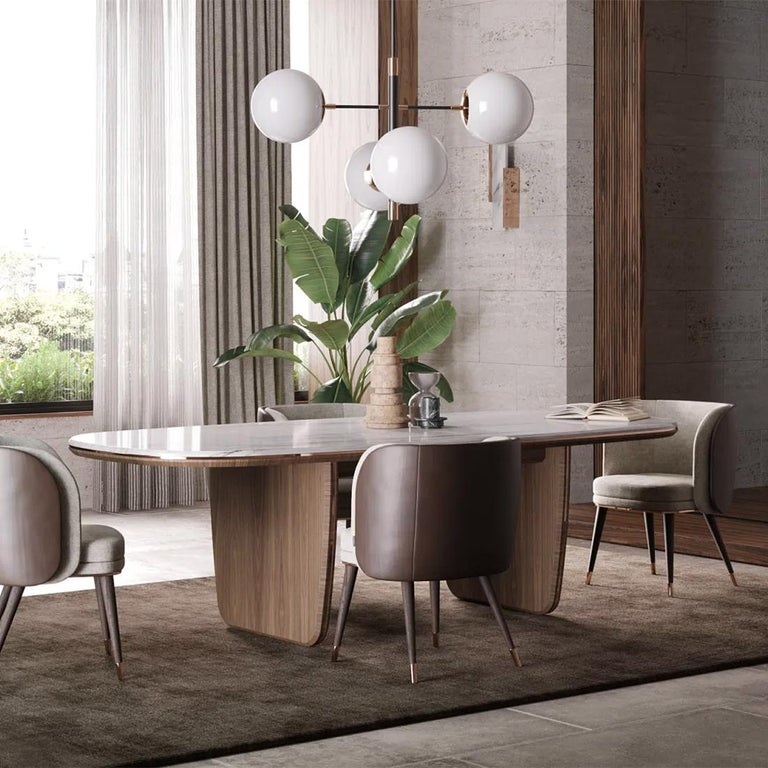 Carara Dining Table For Sale 1