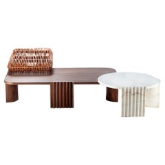 Caravel Low Table by Collector
