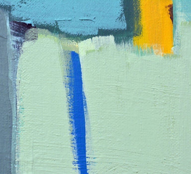 'Caribbean Composition' Original Abstract Painting by Lars Hegelund 4