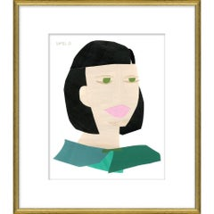 """""""Carin"""" - Susan Hable Empowering Women Illustrations"""