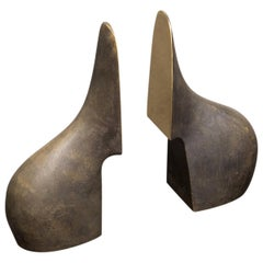 Carl Auböck Bookends # 3652