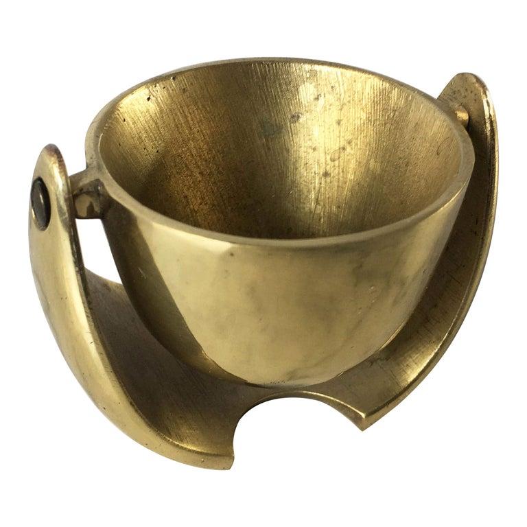 Carl Auböck Egg Cup, Austria, 1950s For Sale