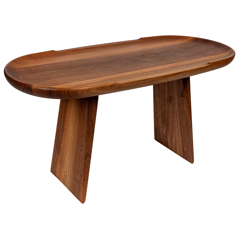 Carl Auböck Model #3511 Walnut Table