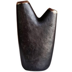 Carl Auböck Model #3794 'Aorta' Brass Vase