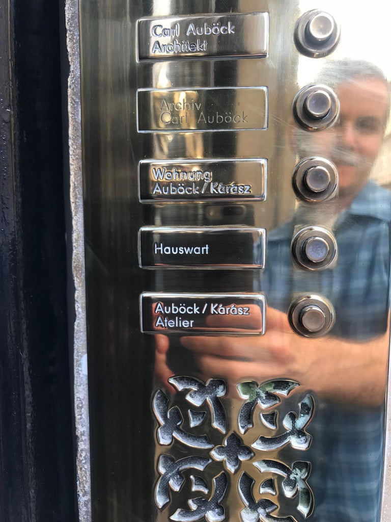 Carl Auböck Model #4224 'Hand' Brass Bottle Opener In New Condition For Sale In Glendale, CA